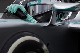 Rosberg también domina la tercera sesión de Brasil