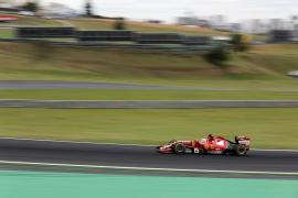 Alonso: «¿Cómo es posible comenzar la calificación con la batería descargada?»