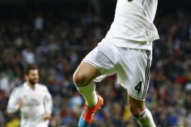 El Real Madrid golea a la valentía del modesto Rayo