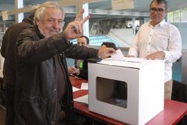 Los jueces rechazan la retirada de urnas solicitada por partidos y particulares