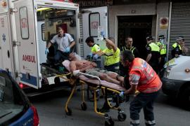 Un hombre, herido muy grave tras ser apuñalado en Son Gotleu