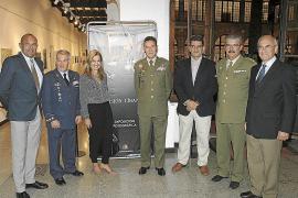 """Exposición de fotografías """"Misión: Líbano"""" en el Centro de Historia y Cultura Militar"""
