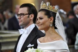 La Princesa Victoria y Daniel Westling se dieron el «sí, quiero»