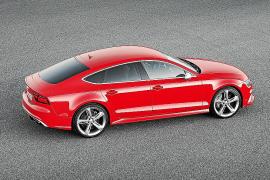 Audi ya comercializa  el nuevo RS 7 Sportback