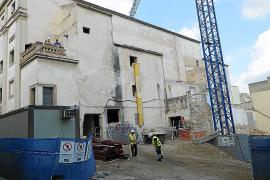 Los técnicos del Teatre Principal de Inca redactarán un nuevo proyecto