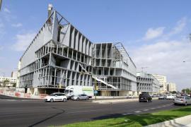 El Palau de Congressos estará acabado en septiembre de 2015