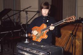 La guitarra de John Lennon se subasta por 800.000 euros