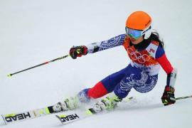 La violinista Vanessa Mae, suspendida por amañar los resultados para estar en Sochi