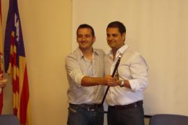 Bartomeu Morro, nuevo alcalde de Sencelles