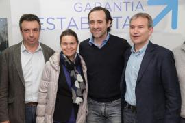 Manuela Meseguer y Jaume Servera, candidatos del PP en Sant Llorenç y Son Servera