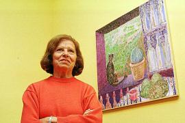 Fallece la escritora y artista plástica Caty Juan