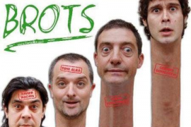 'Brots', humor absurdo y negro