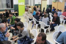 Los candidatos de MÉS celebran encuentros «cara a cara» con la ciudadanía