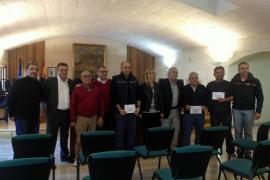 728 perdices para repoblar los cotos afectados por el incendio de la Serra