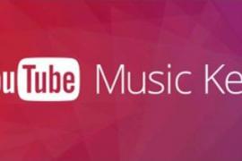 YouTube lanza su servicio de música  por suscripción: Music Key
