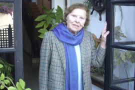 La Acadèmia de Sant Sebastià rendirá un homenaje a Caty Juan