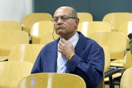 Prorrogan dos años más la prisión preventiva a Díaz Ferrán