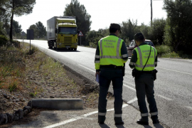 Los fallecidos en accidente de tráfico en Mallorca aumentan un 35% en 2014