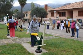 Empiezan los itinerarios de las Rutas Saludables en Esporles