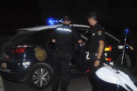 Prisión para un ladrón que entró en una casa de es Molinar con su dueña dentro