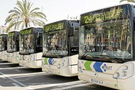 La EMT no tendrá nuevos autobuses hasta final de 2016