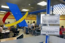 Las empresas de Balears generan la mitad de impuestos que antes de la crisis económica