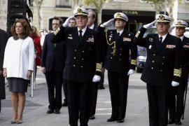 El rey Juan Carlos inaugura en Colón el monumento al gran marino Blas de Lezo