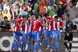 Paraguay sumó una victoria que debió ser más amplia y que nunca estuvo en riesgo