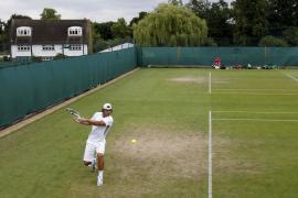 El regreso de Nadal calienta un nuevo Wimbledon