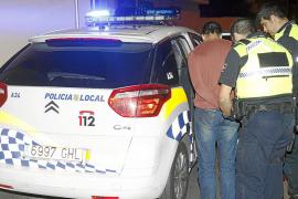 Hospitalizada tras ser brutalmente azotada con un cinturón por su marido en Can Pastilla