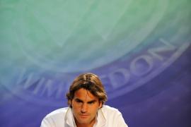 Federer: «Me alegro de que Rafa esté aquí»