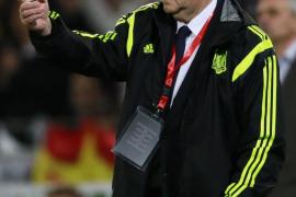 Del Bosque frena la euforia con Isco: «Se ha enredado en fútbol demasiado fino»