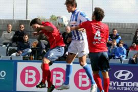 El Atlètic Balears logra su primera victoria en casa