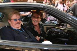 Fallece Glen A. Larson, el creador de 'El coche fantástico'