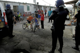 Crece la venta de drogas en Son Banya pese a la crisis