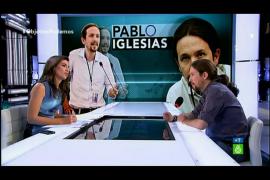 Iglesias: «Si soy elegido presidente y no cumplo el programa sería revocado»