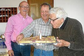 Aniversario en Sant Honorat
