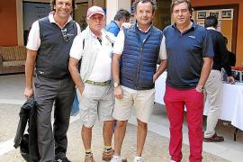 Torneo de golf Globalia-Legálitas en Maioris