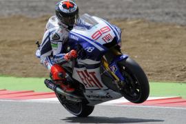 Lorenzo: «Nunca  soñé con tener tres victorias en cinco carreras»