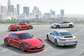 Porsche presentará tres novedades en el Salón  de Los Ángeles