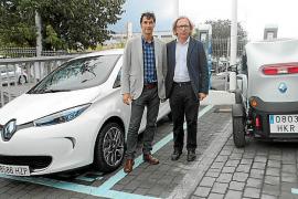 Renault Llucmajor cede un Zoe a R.I. de Baleares
