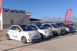 Autovidal  Balear presentó en Mallorca la nueva gama Abarth