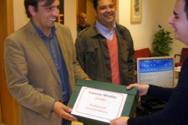 Miralles presenta 520 avales para ser el candidato socialista al Consell de Mallorca