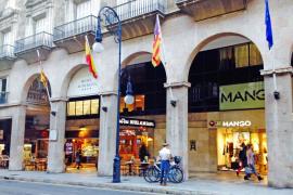 Los hoteles del centro de Palma registran un récord de ocupación en temporada baja