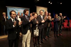 El PP proclama a Margalida Durán como candidata para la Alcaldía de Palma