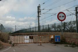 Denuncian el abandono del Camí de sa Bomba en Marratxí