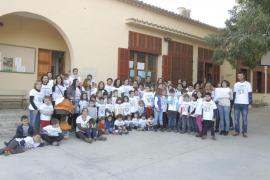 Caimari exige la construcción urgente de una nueva escuela