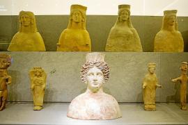 El Museo Arqueológico del Puig des Molins ofrece un viaje de ida y vuelta a la muerte