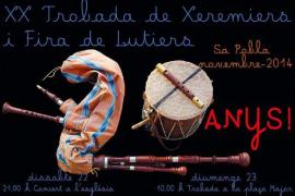 XX Trobada de Xeremiers y Fira de Luthiers