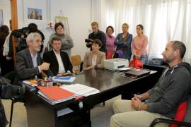 Compromiso para emprender las reformas más urgentes en el CEIP Es Molinar